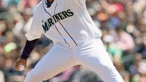 Felix Hernandez: 75 wins, 1,000 strikeouts