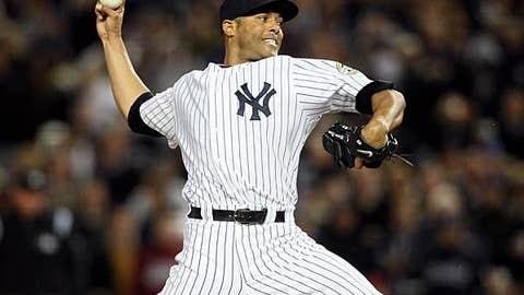 Mariano Rivera: New York Yankees (1995–2013)
