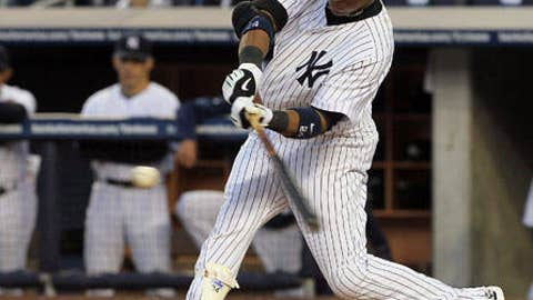 Speeding up: Robinson Cano, Yankees