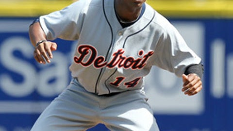 Speeding up: Austin Jackson, Tigers