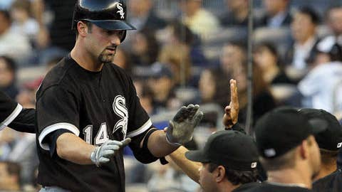Speeding up: Paul Konerko, White Sox