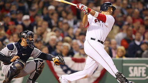 Victor Martinez, Red Sox