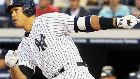 Alex Rodriguez, $275 million, 10 years