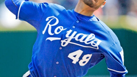 The Royals should trade RHP Joaquin Soria