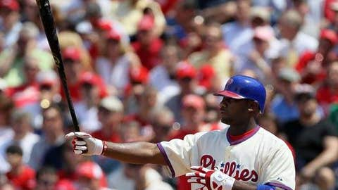 Slowing down: Phillies hitters