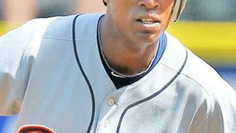 Austin Jackson — Tigers, outfielder