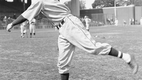July 10, 1934, at the New York Polo Grounds