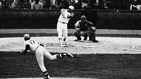 July 13, 1971, Tiger Stadium in Detroit