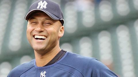 Derek Jeter — Yankees, shortstop