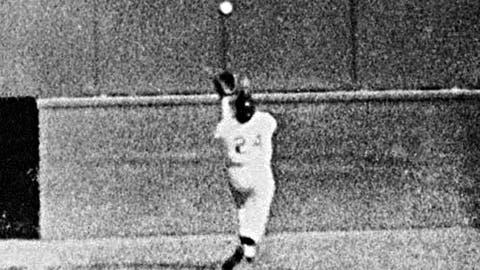 1. Willie Mays