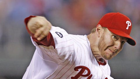 Roy Halladay's second