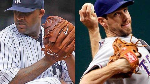Dream pitching matchups