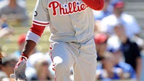 Domonic Brown, OF, Phillies