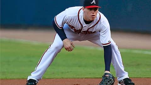 Freddie Freeman, 1B, Braves