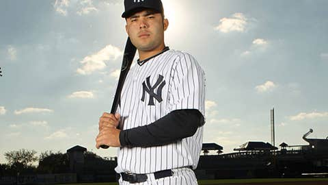 Jesus Montero, C/DH, Yankees
