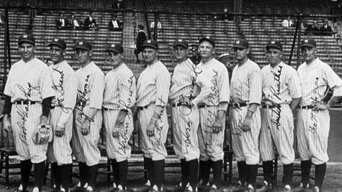 1927 New York Yankees