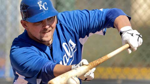 1B — Billy Butler, Royals