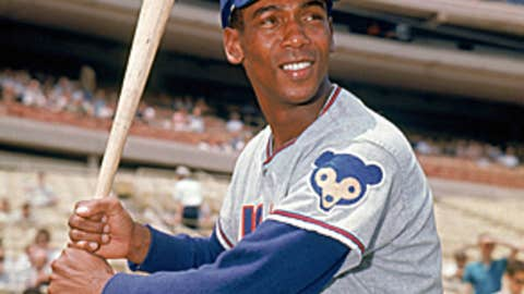 Ernie Banks, Chicago Cubs, NL