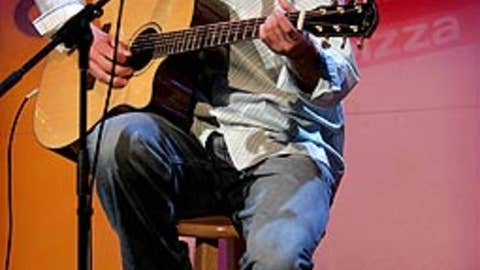 Bronson Arroyo: Most likely to win a Grammy