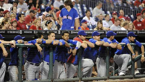 Chicago Cubs – 102 seasons