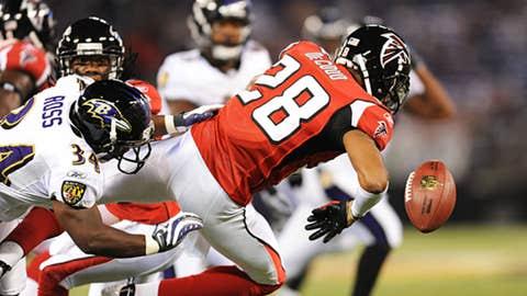Atlanta Falcons – 45 seasons