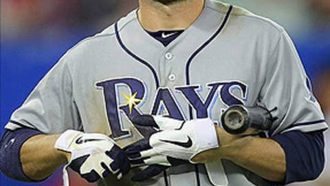 Sam Fuld — Rays, outfielder