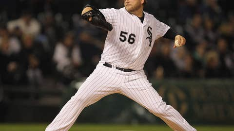 Mark Buehrle, LHP, White Sox to Marlins