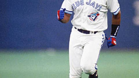 Joe Carter — 1993 World Series, Game 6