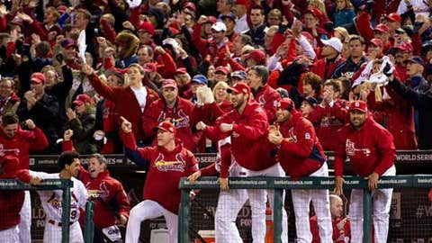Cardinals close in