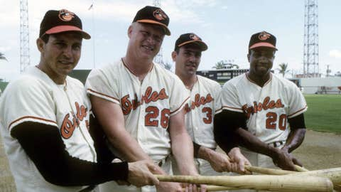 Baltimore Orioles — AL East