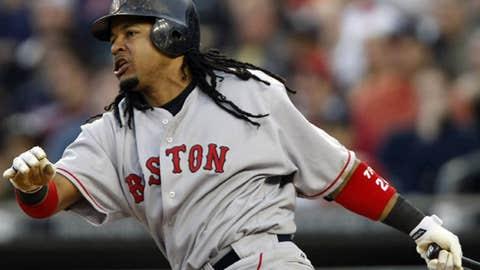 Manny Ramirez: Red Sox, 8 years, $160 million