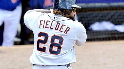 Prince Fielder, Detroit Tigers