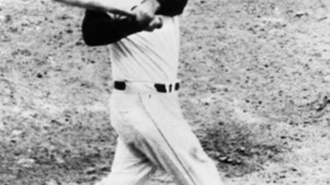 Ted Williams' final at bat