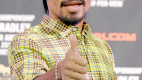 "Manny Pacquiao, ""Manny Many Prizes"""