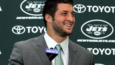 "Tim Tebow, ""The Biggest Loser,"" ""Tim Tebow's Wild Rise"""