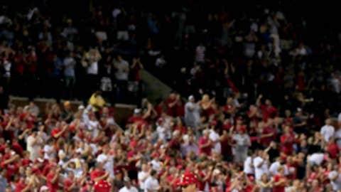 Hometown home run