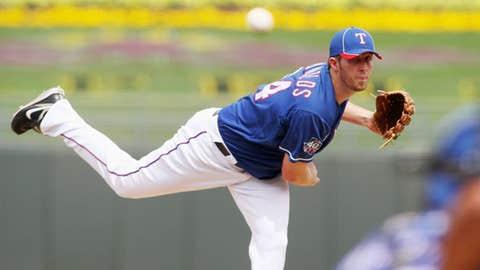 Greg Reynolds, Rockies, No. 2 overall, 2006