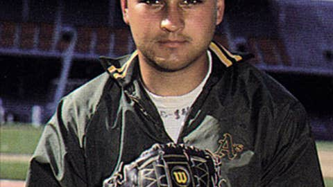 Kirk Dressendorfer, A's, 36th overall, 1990