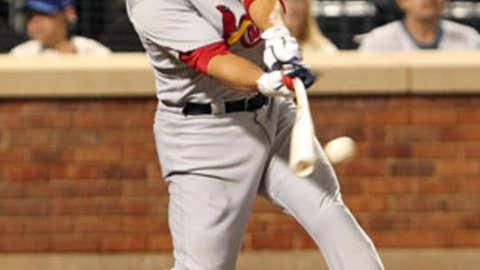 NL outfielder: Carlos Beltran, Cardinals