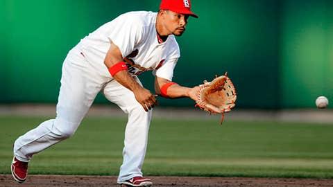 NL shortstop: Rafael Furcal, St. Louis Cardinals