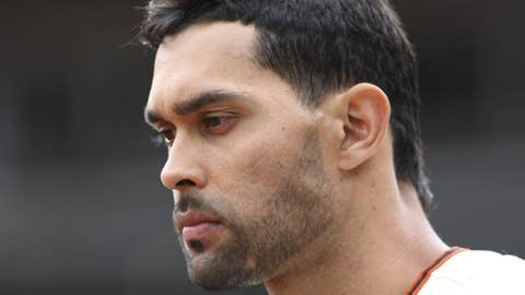 Angel Pagan — Giants, OF