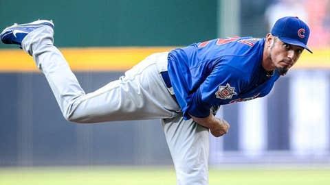 Matt Garza, Cubs