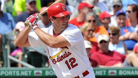 Lance Berkman, Cardinals
