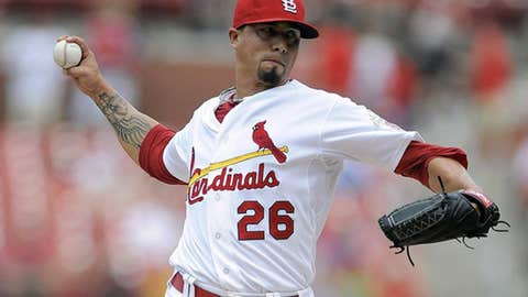 Kyle Lohse, Cardinals