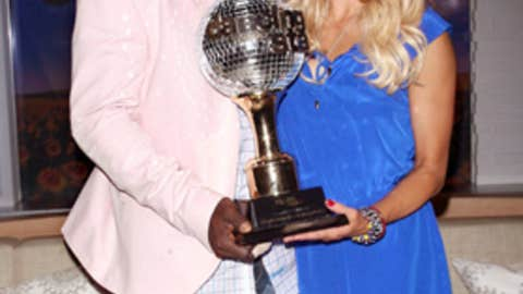 "Donald Driver, ""Dancing With the Stars"""