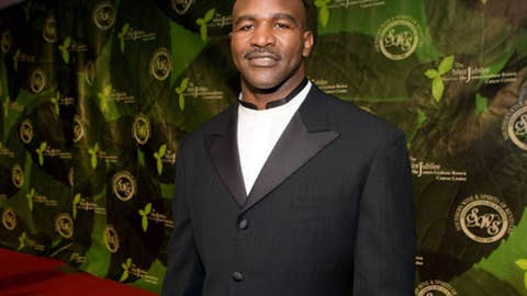 "Evander Holyfield, ""Dancing With the Stars"""