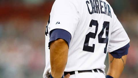 Image: Detroit Tigers superstar Miguel Cabrera (© Rick Osentoski / US PRESSWIRE)