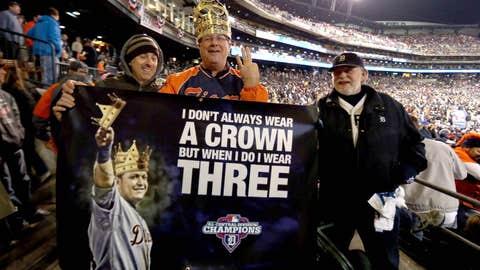Triple Crown fans