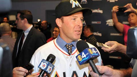 Mike Redmond to Marlins