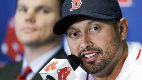 Shane Victorino to Red Sox